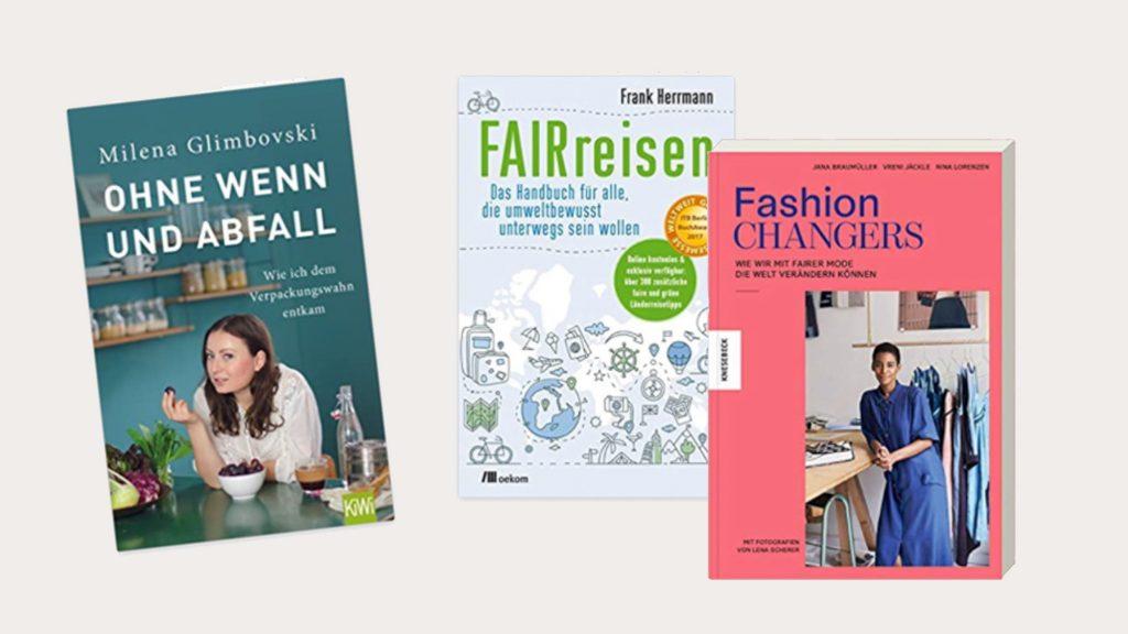 Bücher über Nachhaltigkeit - Meine Empfehlungen