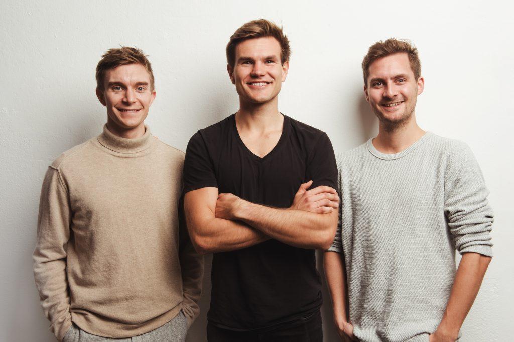 Gründer des Startups Vly