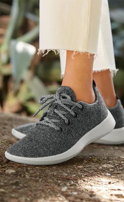 Wool Runners - nachhaltige Sneaker von AllBirds