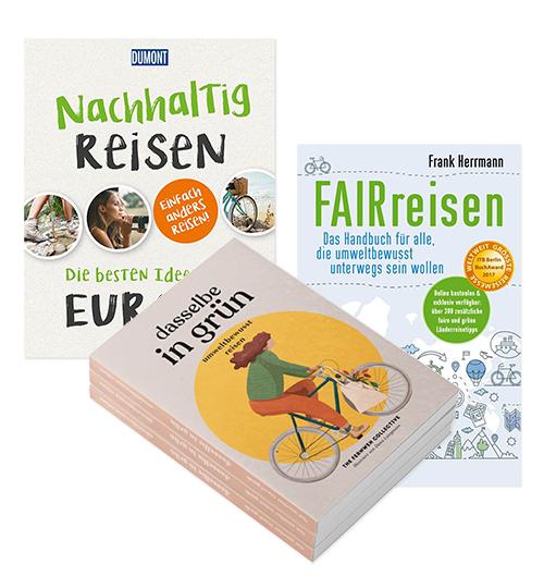 Bücher über nachhaltiges Reisen