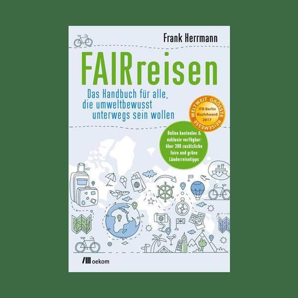 Fairreisen Buch von Frank Herrmann