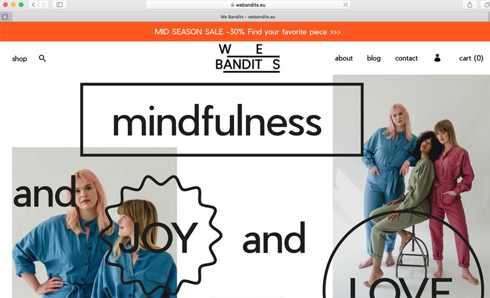 We Bandits Shop